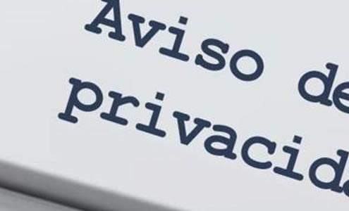 AVISO DE PRIVACIDAD DE DATOS