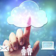 La nube pública