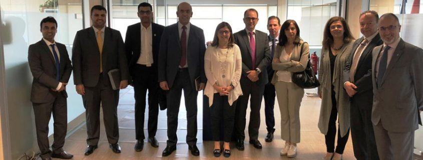 La receta electrónica de Castilla-La Mancha, modelo para el sistema sanitario de Arabia Saudí