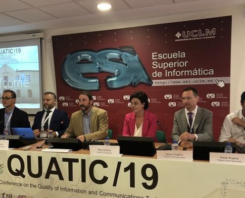 Inaugurada en Ciudad Real QUATIC 2019
