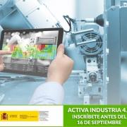 El Gobierno regional se adhiere al Proyecto Industria Conectada 4.0