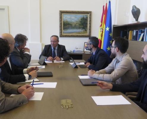 El Gobierno regional agradece el impulso a la digitalización de Castilla-La Mancha que aportan las empresas especializadas en TIC