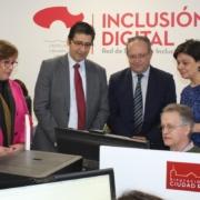 El Gobierno regional pone a disposición de diputaciones y ayuntamientos 9,5 millones para duplicar los Puntos de Inclusión Digital