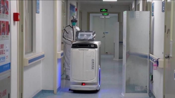 Robots enfermeros