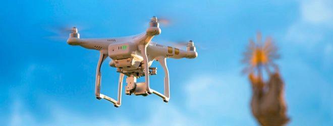 drones y coronavirus