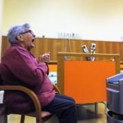 Tecnología para ayudar a los ancianos