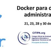Docker para desarrolladores y administradores